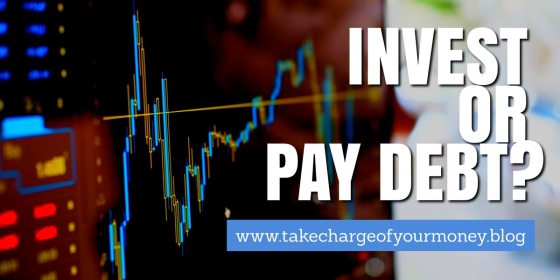 Invest or Pay Debt?